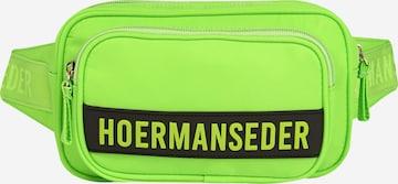 Sacs banane 'Tia' Hoermanseder x About You en vert