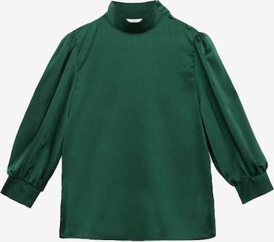 Zibi London Bluse 'Lou' in smaragd, Produktansicht