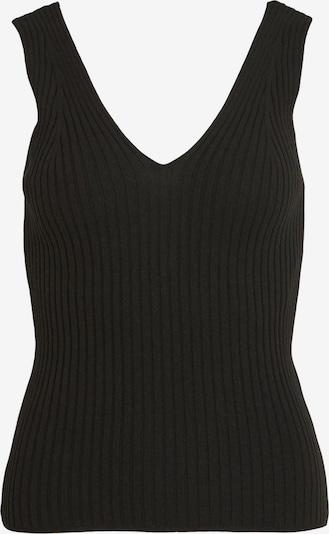 VILA Knitted top 'Lisiane' in Black, Item view
