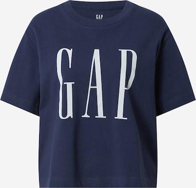 GAP Camiseta en azul oscuro / blanco, Vista del producto