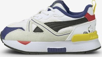 PUMA Sneaker in mischfarben / weiß, Produktansicht