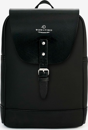 WIND & VIBES Ruksak 'Mayfair' u crna, Pregled proizvoda