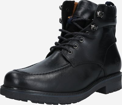 TIMBERLAND Lace-up boots 'Oakrock' in black, Item view
