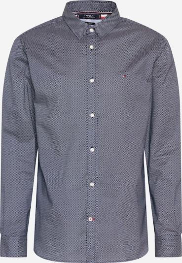 TOMMY HILFIGER Košile - marine modrá / bílá, Produkt