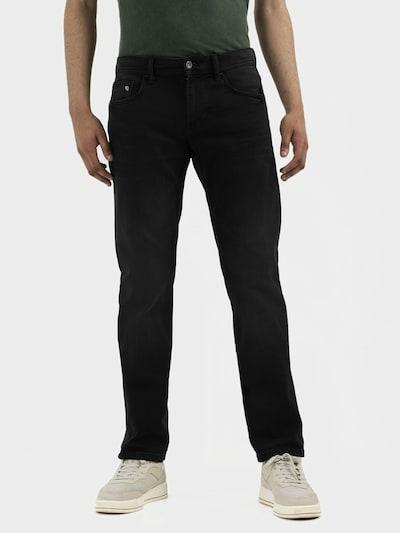 CAMEL ACTIVE Jeans 'Madison' in black denim, Modelansicht