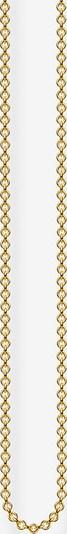 Thomas Sabo Thomas Sabo Damen-Kette 925er Silber ' ' in gold, Produktansicht