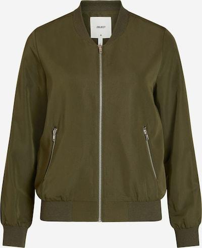 OBJECT Jacke in khaki / oliv, Produktansicht