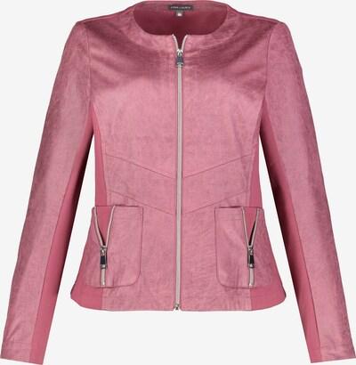 Gina Laura Jacke '750712' in rosa, Produktansicht