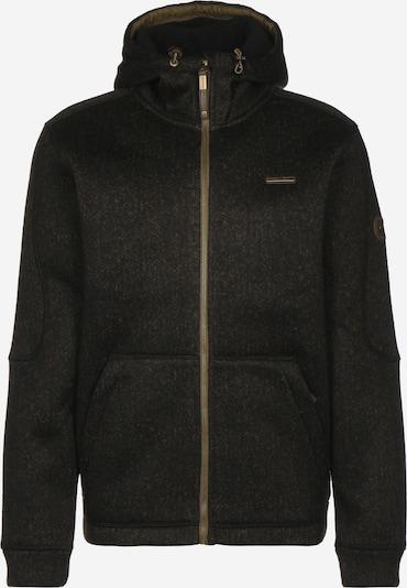 Ragwear Tussenjas ' Carston ' in de kleur Zwart gemêleerd, Productweergave