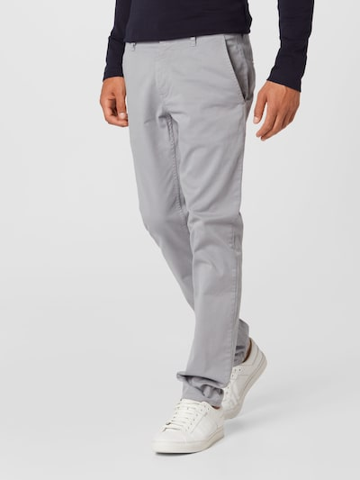 BOSS Casual Chino nohavice - sivá, Model/-ka