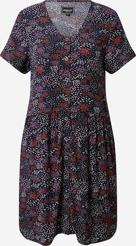 mėlyna Iriedaily Palaidinės tipo suknelė 'Flowerbirds'