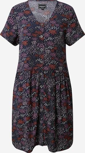 Iriedaily Kleid 'Flowerbirds' in navy / mischfarben, Produktansicht