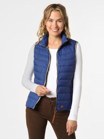 CAMEL ACTIVE Vest in Blue