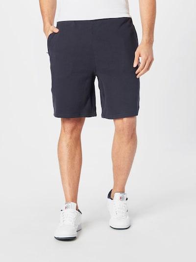 Pantaloni Superdry di colore navy, Visualizzazione modelli