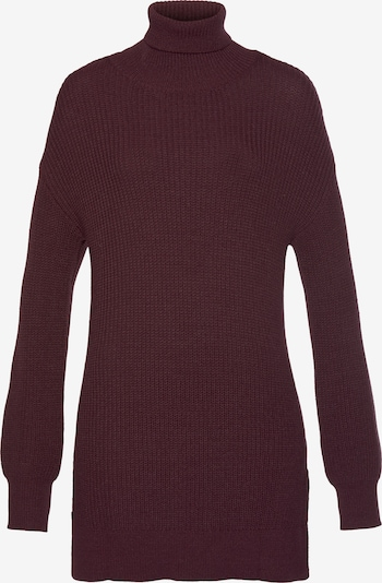 LAURA SCOTT Pullover in bordeaux, Produktansicht