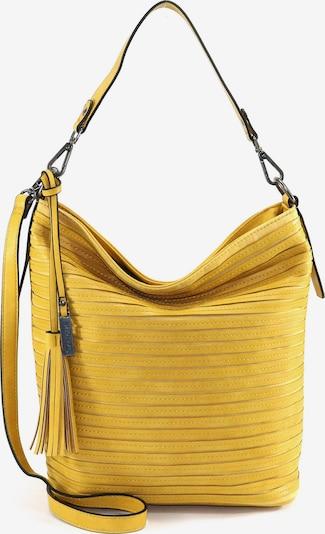 TAMARIS Bolso de hombro 'Carina' en amarillo, Vista del producto