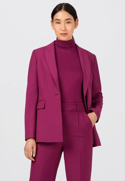 HALLHUBER Blazer in lila, Modelansicht