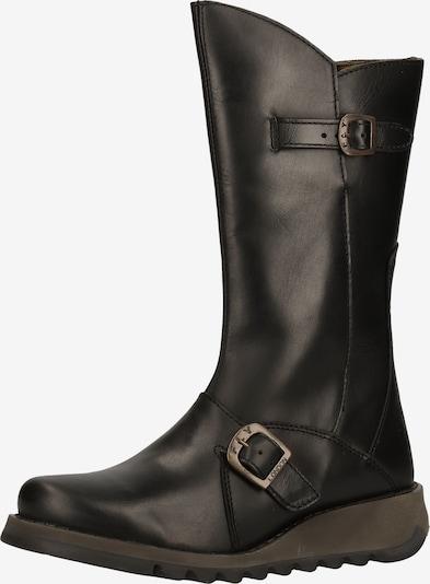 FLY LONDON Stiefel in schwarz, Produktansicht