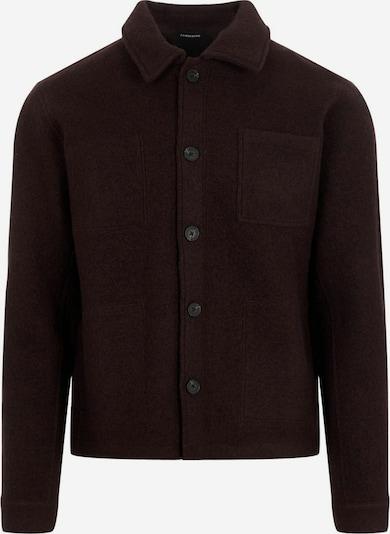 J.Lindeberg Hemd in dunkelrot, Produktansicht
