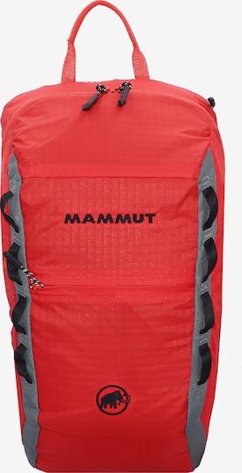 MAMMUT Rucksack in grau / rot, Produktansicht