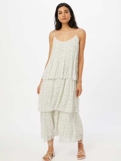 Samsoe Samsoe Kleid 'Tatiana' in royalblau / weiß, Modelansicht