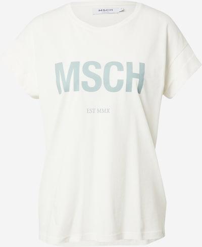 MOSS COPENHAGEN T-shirt 'Alva' i ljusblå / vit, Produktvy