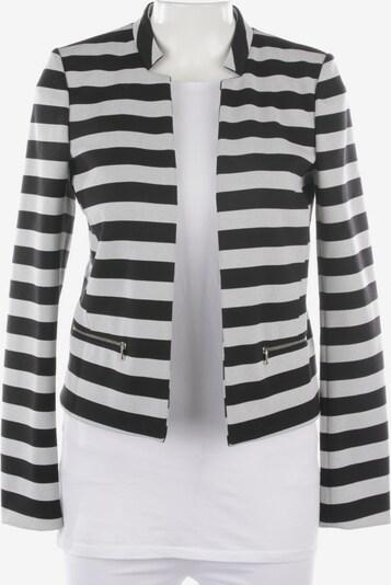PATRIZIA PEPE Blazer in XS in hellgrau / schwarz, Produktansicht