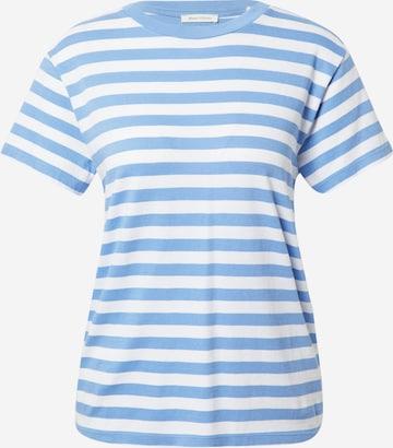 Marc O'Polo T-Shirt in Blau