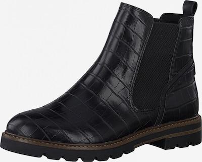 MARCO TOZZI Chelsea čižmy - čierna, Produkt