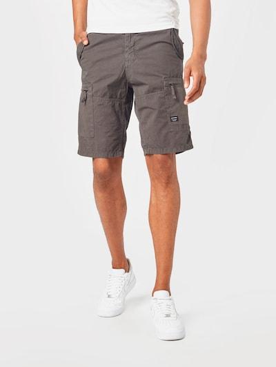 JACK & JONES Карго панталон 'NOAH' в таупе сиво: Изглед отпред