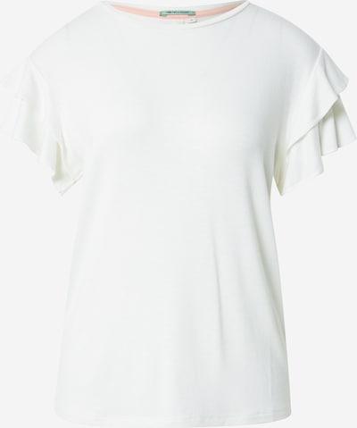 Q/S designed by Тениска в естествено бяло, Преглед на продукта