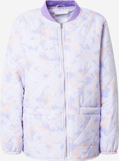 SISTERS POINT Jacke 'ETINA' in flieder / rosa / weiß, Produktansicht