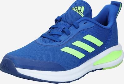 ADIDAS PERFORMANCE Sportschoen 'FortaRun' in de kleur Royal blue/koningsblauw / Neongroen, Productweergave