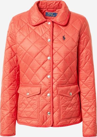 Polo Ralph Lauren Starpsezonu jaka, krāsa - tumši zils / sarkans, Preces skats