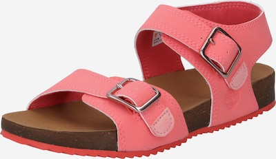 TIMBERLAND Sandale 'Castle Island' in pink, Produktansicht