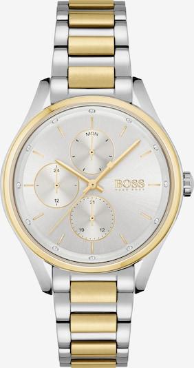 BOSS Casual Analoginen kello 'Grand Course' värissä kulta / hopea, Tuotenäkymä