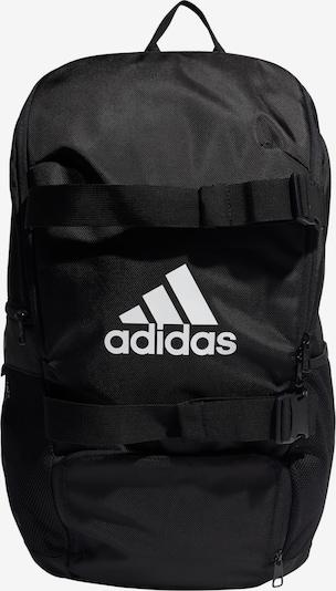 ADIDAS PERFORMANCE Sportrucksack in schwarz / weiß, Produktansicht