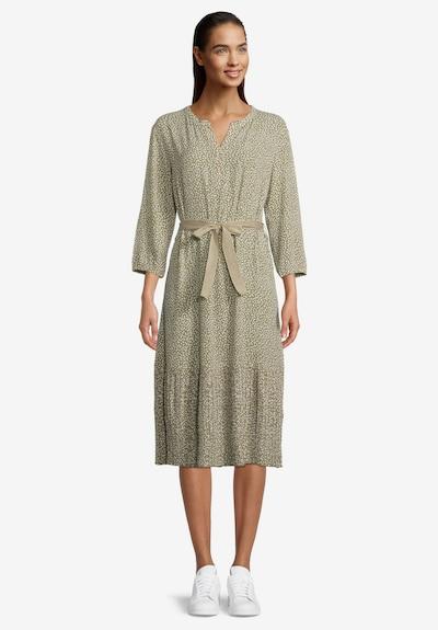 Betty & Co Kleid in beige / oliv, Modelansicht