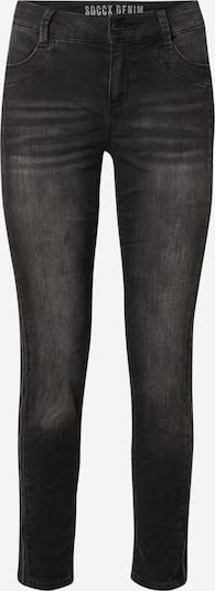 Jeans Soccx pe gri închis, Vizualizare produs