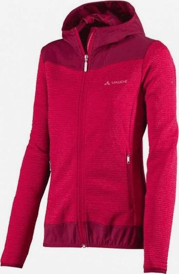 VAUDE Jacke in rot, Produktansicht
