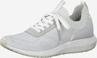 Tamaris Fashletics Sneakers laag in de kleur Lichtgrijs, Productweergave
