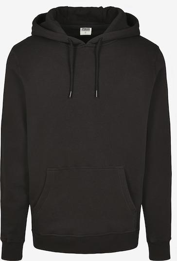 Urban Classics Big & Tall Sweat-shirt en noir, Vue avec produit