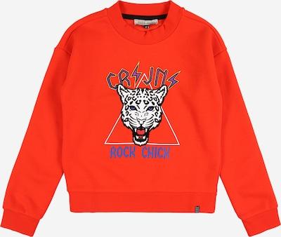 Cars Jeans Sweat-shirt 'Roya' en orange, Vue avec produit
