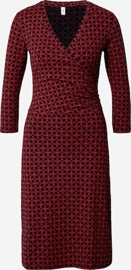 Blutsgeschwister Kleid 'Hunters Darling' in rot / schwarz, Produktansicht