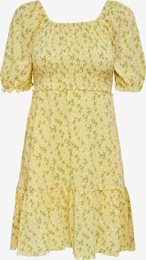 ONLY Haljina 'Pella' u žuta / zelena / roza / bijela, Pregled proizvoda