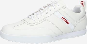 Sneaker bassa 'Matrix' di HUGO in bianco