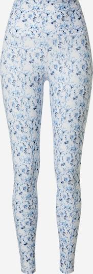 Athlecia Sporthose 'Franzine' in hellblau / dunkelblau / weiß, Produktansicht