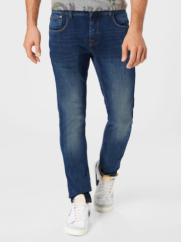 !Solid Jeans 'Tomy' in Blau