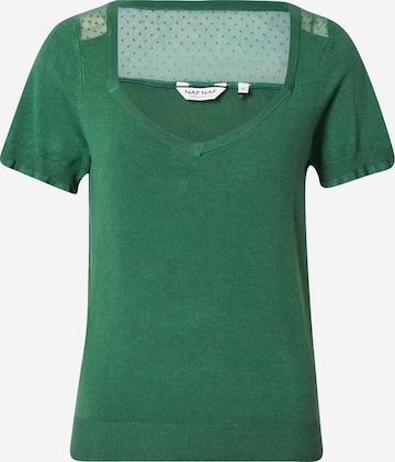 NAF NAF Shirt 'MARCY' in Green