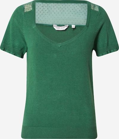 NAF NAF Shirt 'MARCY' in Green, Item view